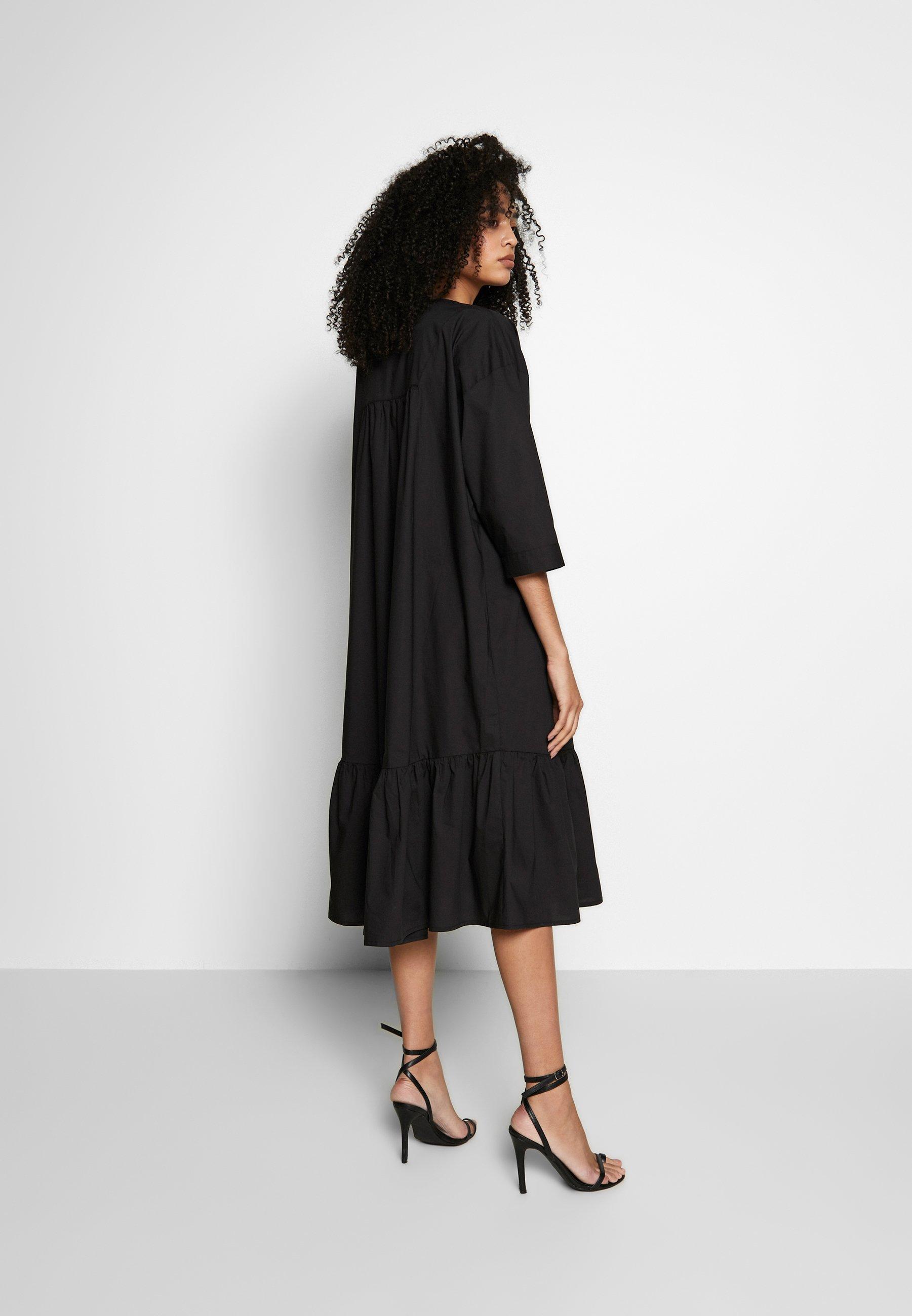 Masai NABASSI - Sukienka letnia - black