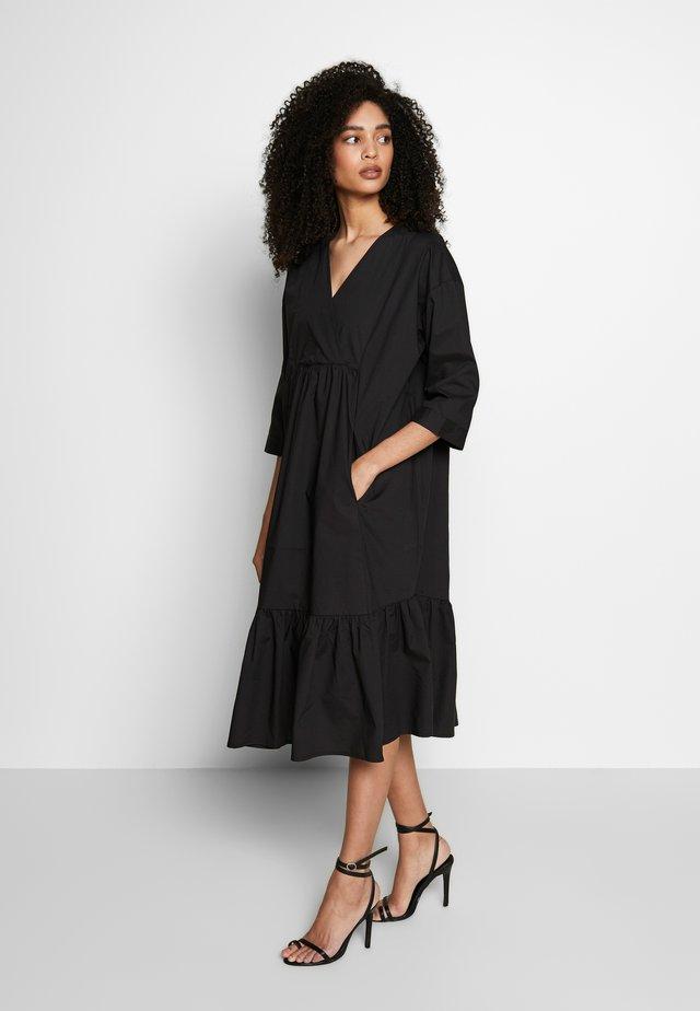 NABASSI - Day dress - black