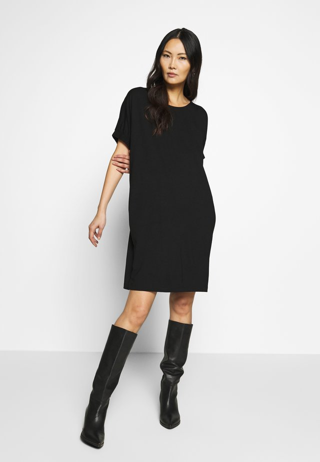 NABIS - Jersey dress - black