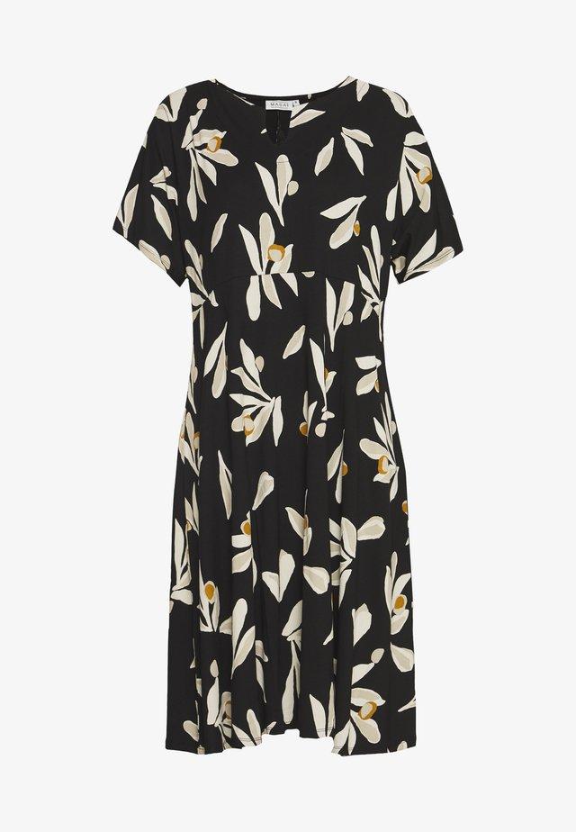NEBALA - Jersey dress - inca gold