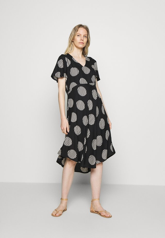 NANETTE - Day dress - black