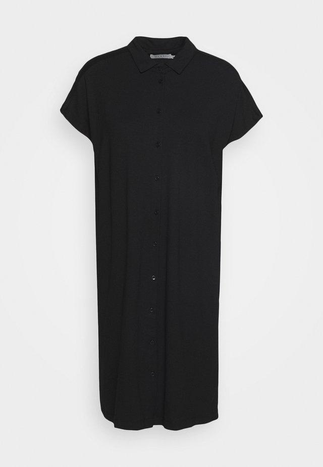 ODELLI - Robe chemise - black