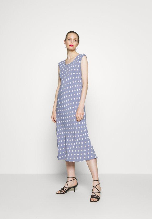 UNNI - Korte jurk - purple impression