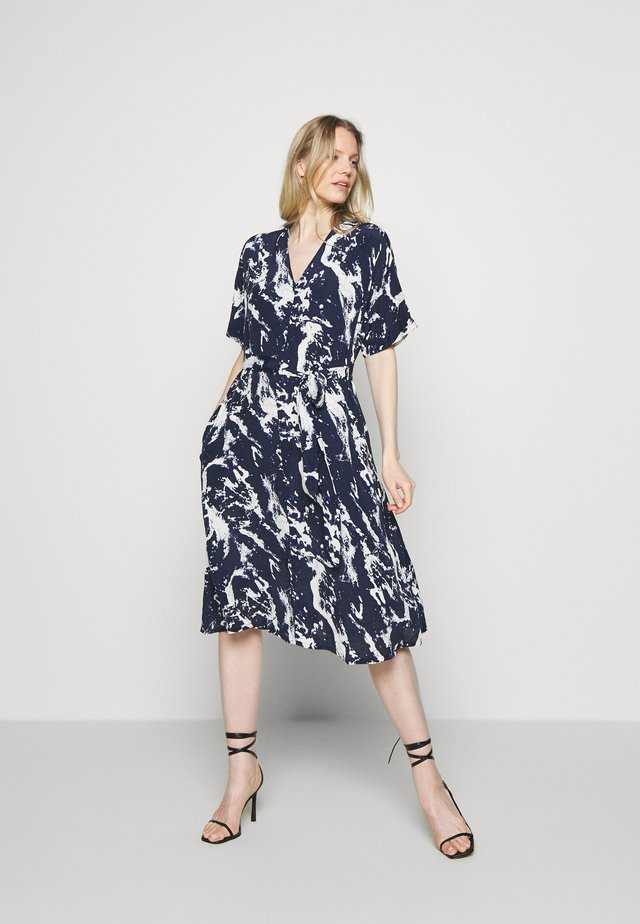 NEL - Sukienka koszulowa - dark blue