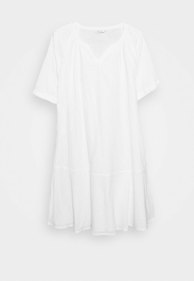 NEBIS - Freizeitkleid - white