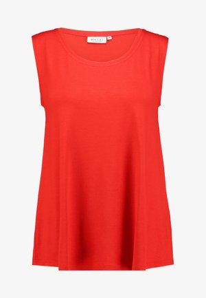 ELISA BASIC - Camiseta básica - chili