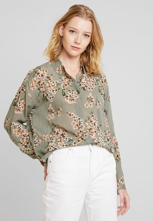 IBILY BLOUSE - Camicetta - olive