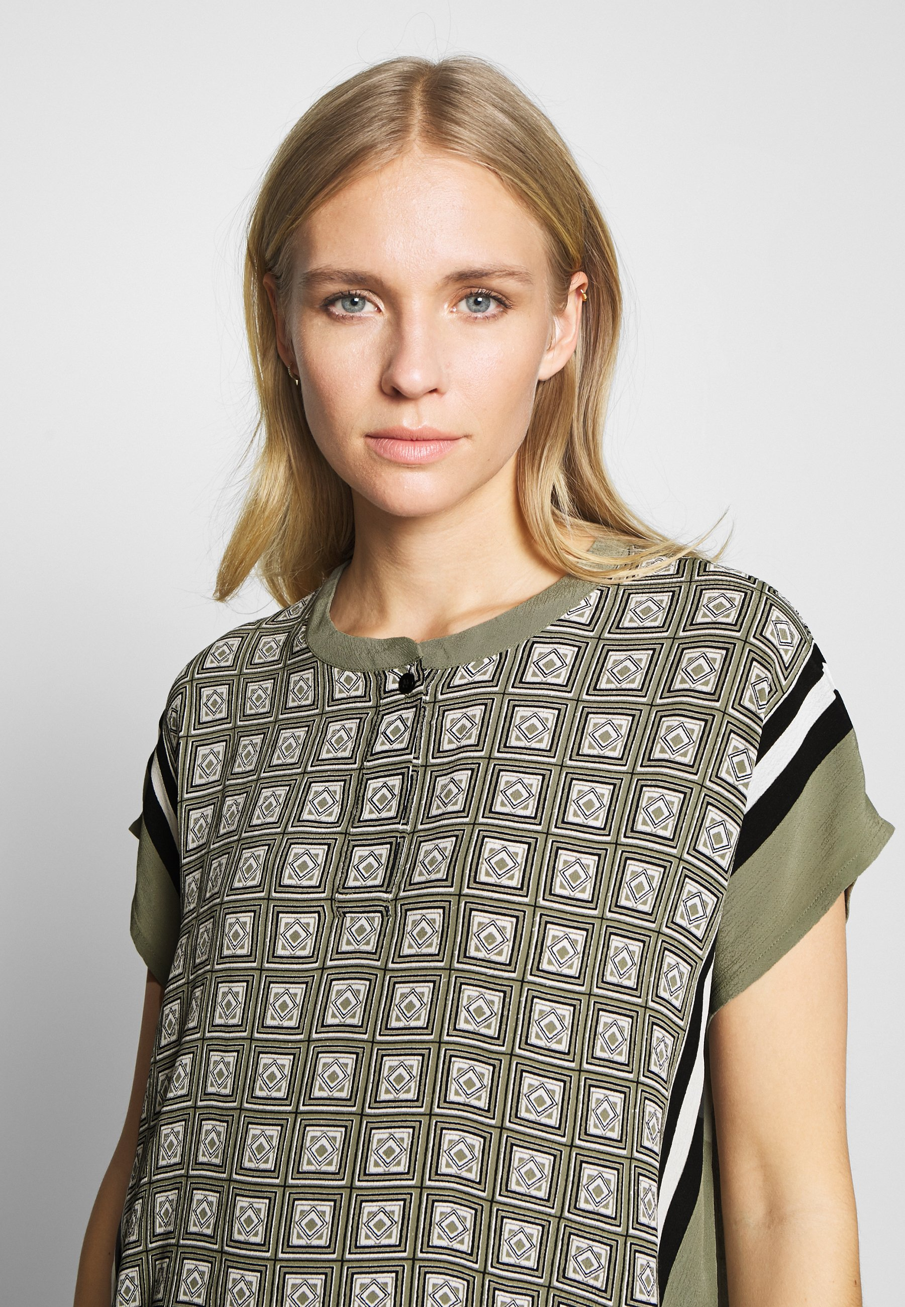Masai EARLEEN - Blouse - olive