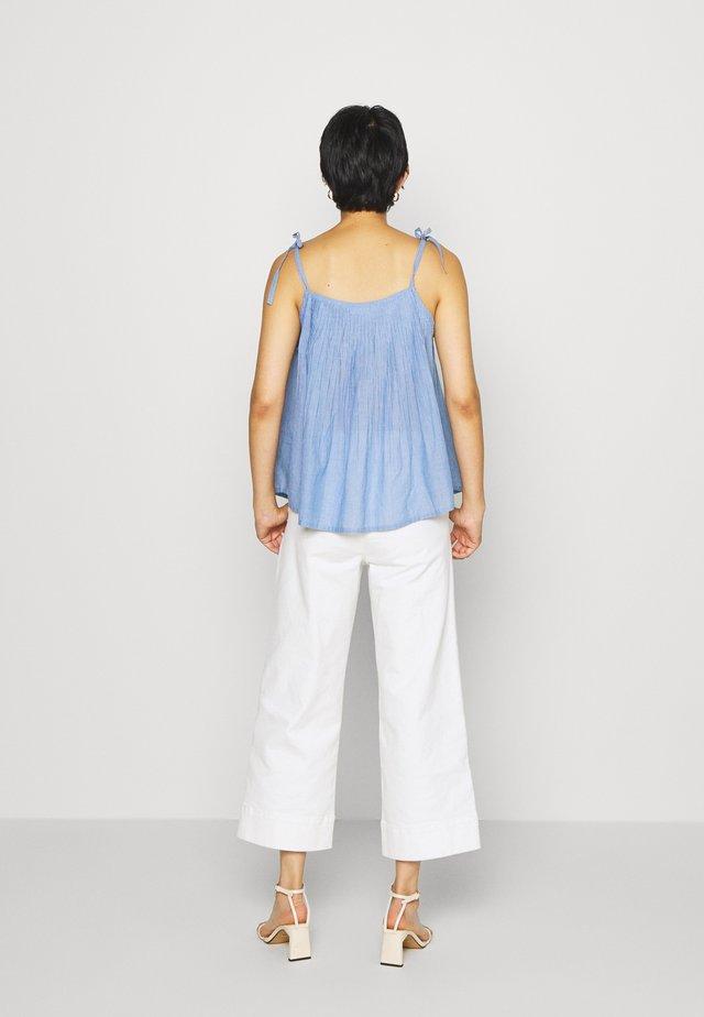 ETNA - Débardeur - brunnera blue