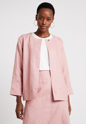JORGINE - Blazer - rose tan