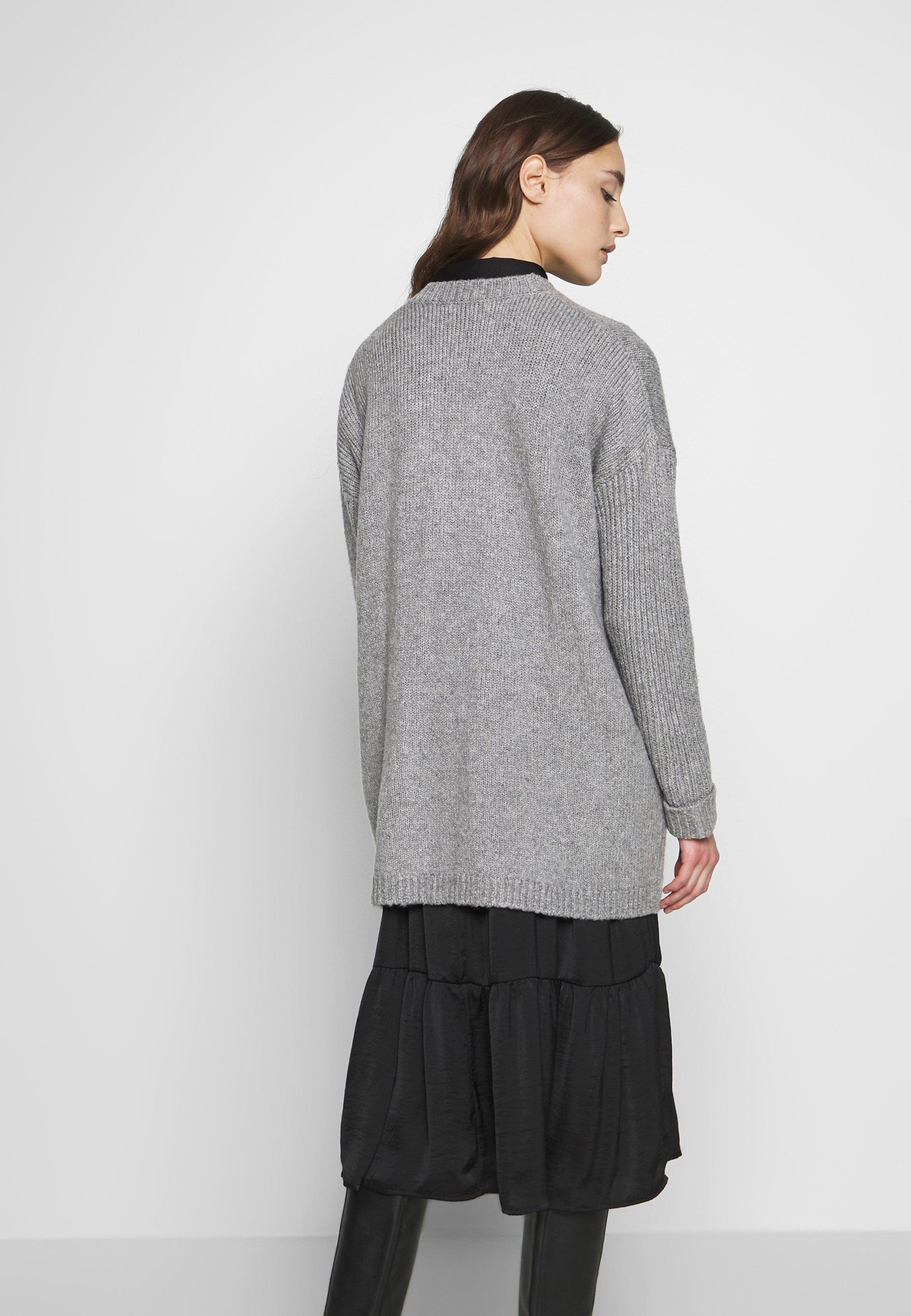 Masai LAGINA - Cardigan - medium grey melange