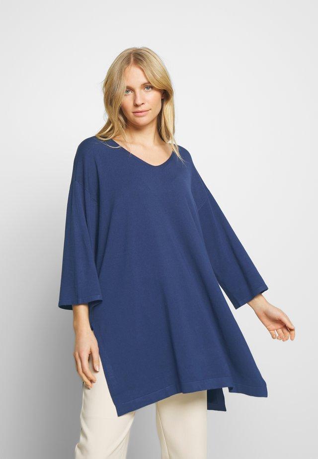 GAIA - Trui - medieval blue