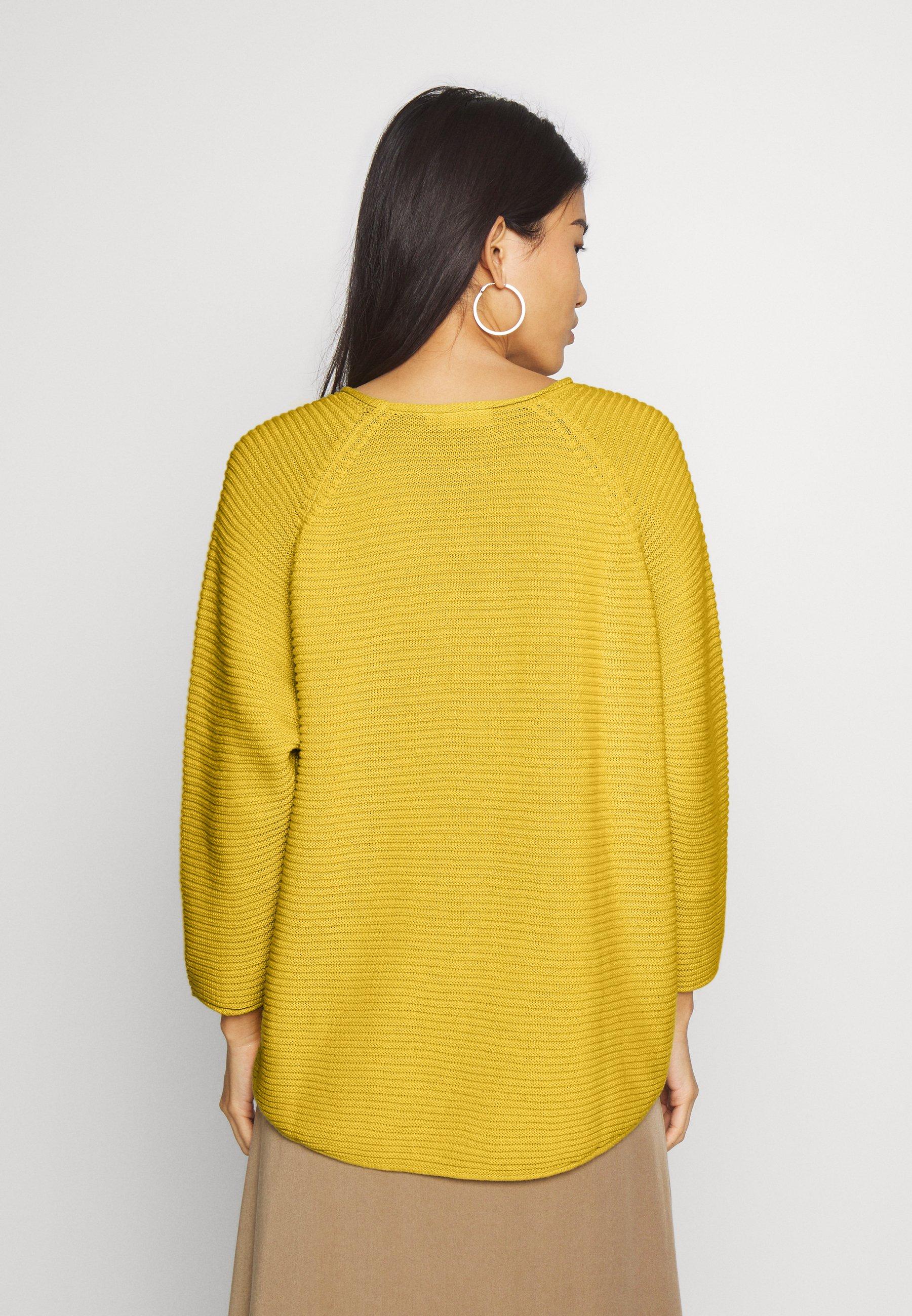Masai FATIN - Sweter - cream gold