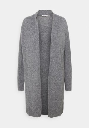 LEMPI - Cardigan - medium grey melange
