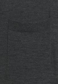 Masai - LEE - Cardigan - dark grey melange - 2