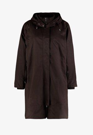 TONE COAT - Abrigo de invierno - chocolate