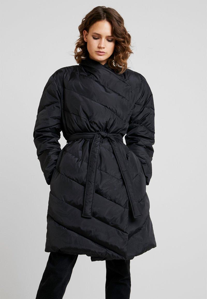 Masai - TRICIA COAT - Down coat - black