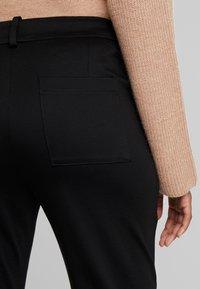 Marc O'Polo PURE - PANTS - Pantalon classique - pure black - 4