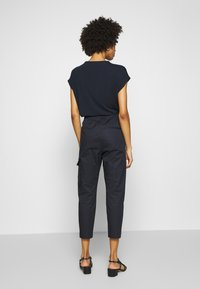 Marc O'Polo PURE - Trousers - pure navy - 2