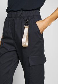Marc O'Polo PURE - Trousers - pure navy - 5