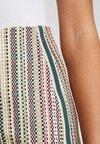Marc O'Polo PURE - SKIRT SHORT LENGTH PENCIL SHAPE - A-Linien-Rock - multi-coloured