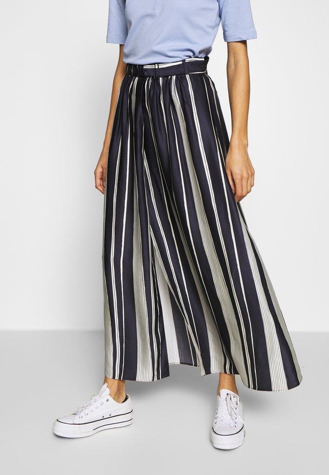 Maxi skirt - dark blue