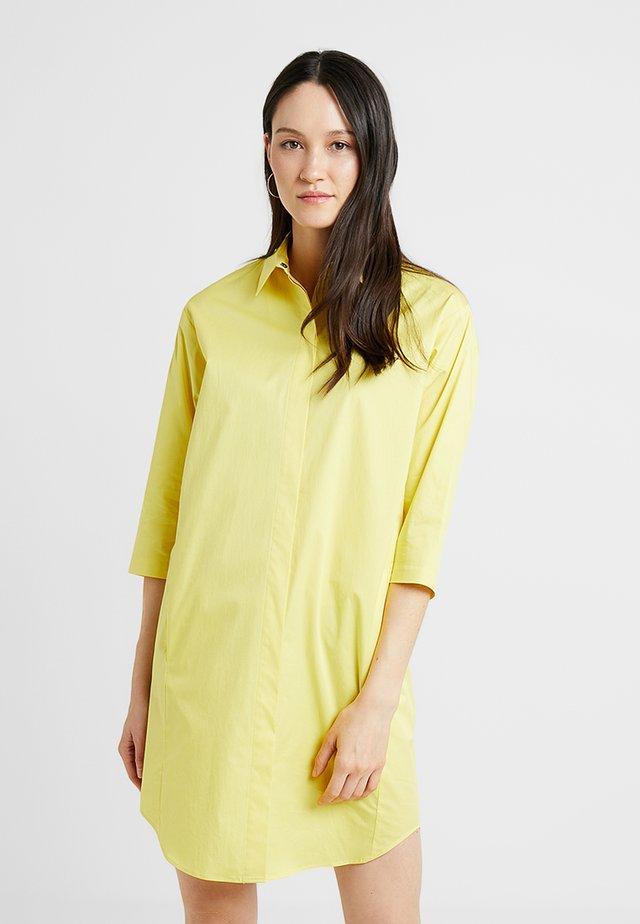 DRESS ATTACHED POCKET - Blousejurk - lightning yellow