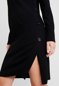 Marc O'Polo PURE - DRESS STRAIGHT FIT - Jumper dress - pure black - 6