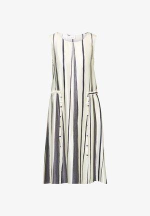 DRESS MIDI STYLE PRINTED - Korte jurk - white