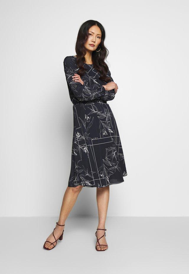 BLEND DRESS - Freizeitkleid - dark blue