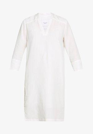 MIJA DRESS WIDE BODY FIT LONG SLEEVES - Vestito estivo - clear white