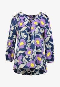 mottled lilac