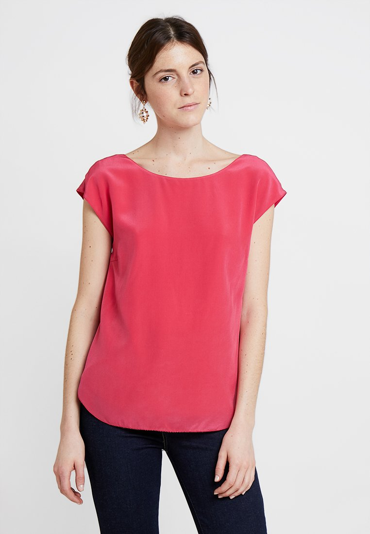 Marc O'Polo PURE - BLOUSE STYLE GATHERING - Blouse - cactus pear