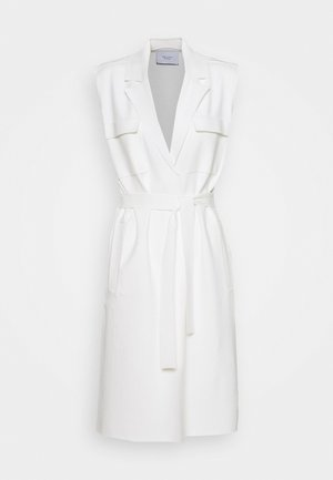 HEAVY SLEEVELESS - Smanicato - natural white