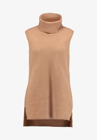 Marc O'Polo PURE - INDOOR  SLEEVELESS - Topper - pure camel - 4