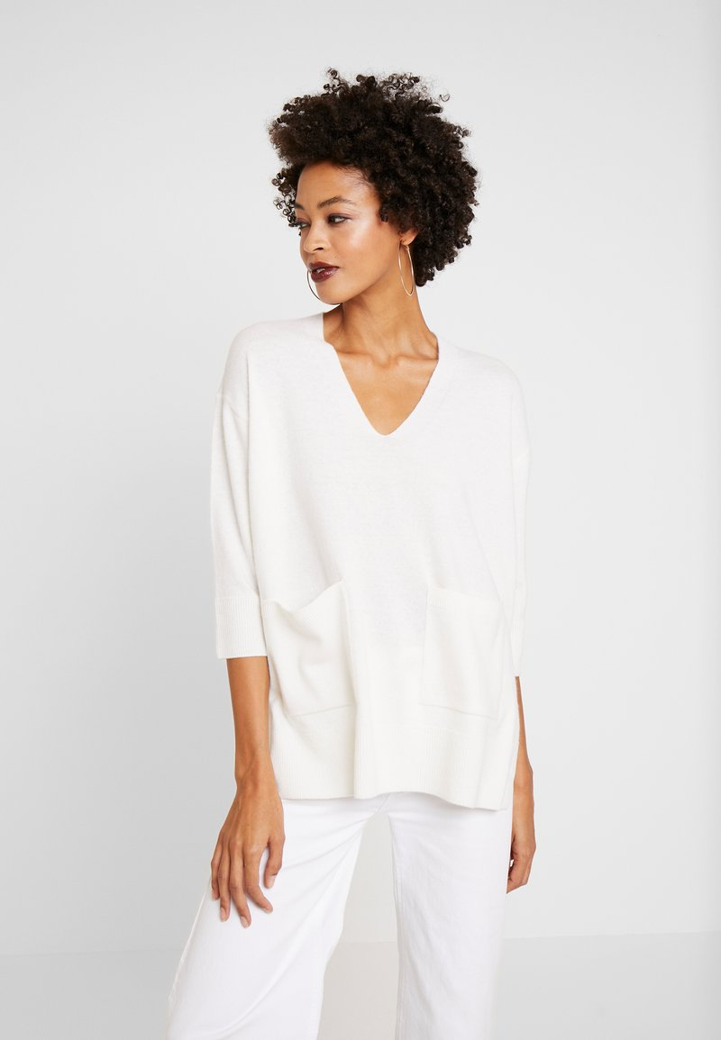 Marc O'Polo PURE - Pullover - natural white