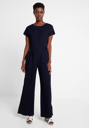 OVERALL SHORT SLEEVE - Jumpsuit - pure navy