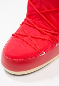 Moon Boot - Talvisaappaat - red - 6