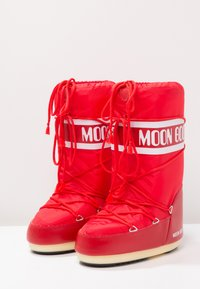 Moon Boot - Talvisaappaat - red - 3