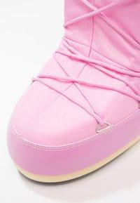 Moon Boot - Zimní obuv - pink - 6