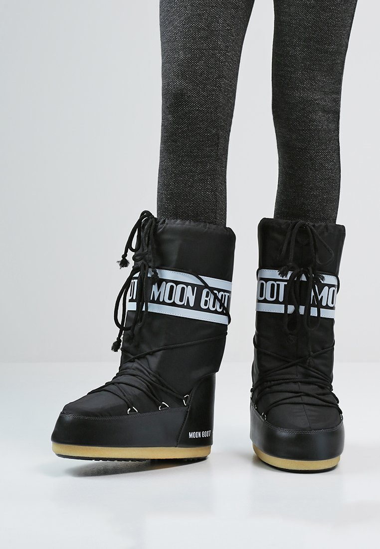 Moon Boot - Vinterstøvler - black