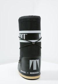 Moon Boot - Vinterstøvler - black - 4