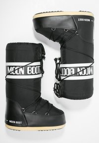 Moon Boot - Vinterstøvler - black - 3