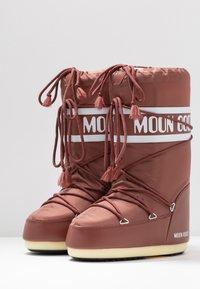 Moon Boot - Vinterstøvler - rust - 4
