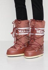 Moon Boot - Vinterstøvler - rust - 0