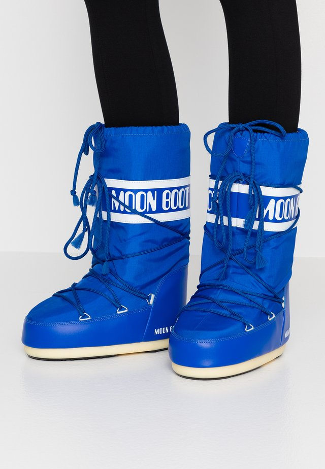 Snowboots  - electric blue