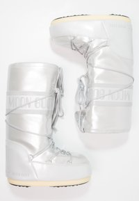 Moon Boot - Vinterstøvler - white - 1