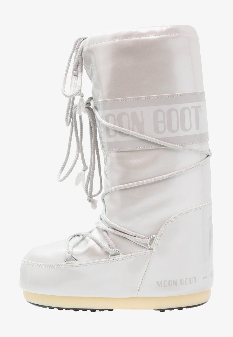 Moon Boot - Vinterstøvler - white