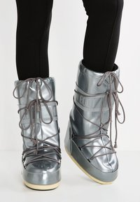 Moon Boot - Śniegowce - silver - 0