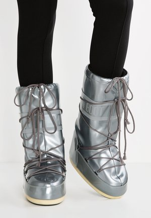 Winter boots - silver
